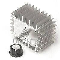 Регулятор напряжения / Регулятор мощности / Регулятор тока / Диммер / 220 В, до 23 А, 5 кВт