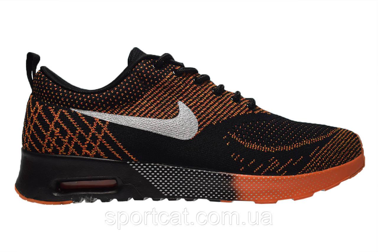 Мужские кроссовки Nike Air Max 87 Thea Flyknit Р. 40 41 42