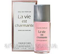 Духи для женщин Жизнь Прекрасна (charmante comme la vie) 50ml