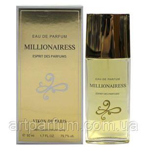 Духи для женщин Миллионерша (millionairess) 50ml