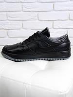 Мужские кроссовки NIKE BLACK (Черный). АРТ- 6314-28.3