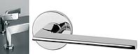 Дверная ручка VDS Pilar  хром