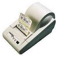 Термопринтер этикеток штрих кода Datecs LP-55, фото 1