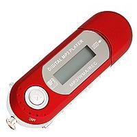 Маленький MP3-плеер с экраном TD06