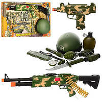 Военный детский набор для спецоперации 33470