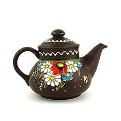 Чайник Роза 0.7л. Полянка