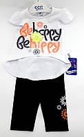 Детский костюм 1 3 и 4 года Турция для девочки детские костюмы летний