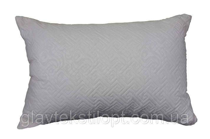 Отельная подушка стеганная Стандарт 60*60, фото 2