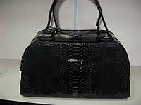 Модная сумка на застежке