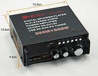 Аудио усилитель BLJ 253 A, усилитель мощности звука USB/SD/FM/USB R/C, аудио усилитель bluetooth