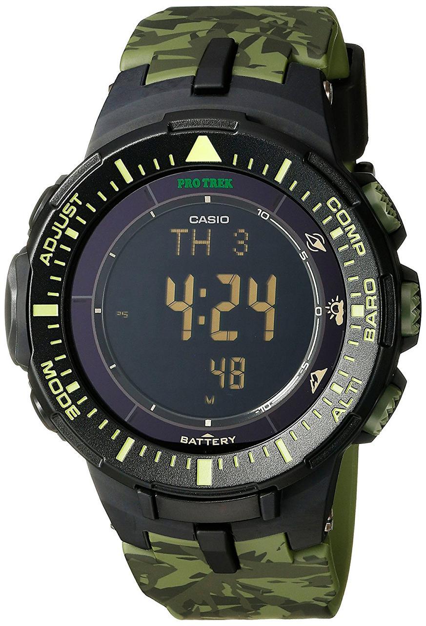 Часы Casio Pro-Trek PRG-300CM-3