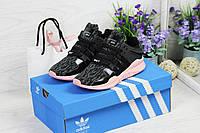 Серые спортивные женские кроссовки Adidas EQT