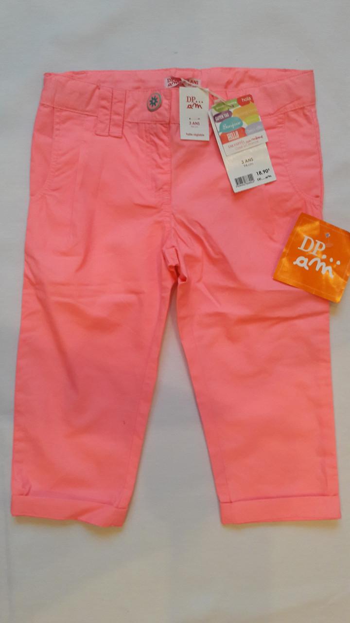 Штаны DPam ярко-розовые
