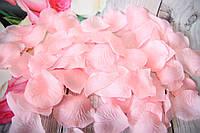 Искусственные лепестки роз. Розовые лепестки роз. Шелковые лепестки.