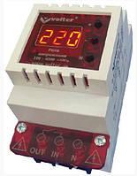 Реле контроля напряжения VOLTER VC-01-40, 1ф