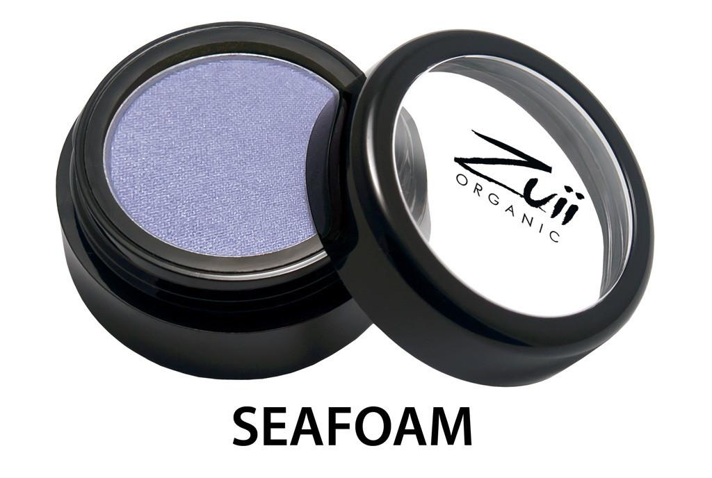 Тіні органічні для повік Seafoam /Морська пена1,5 м Zuii Organic