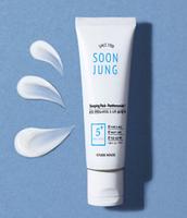 Etude House Soon Jung Sleeping Pack - Panthensoside 5 Ночная маска для ухода за чувствительной кожей