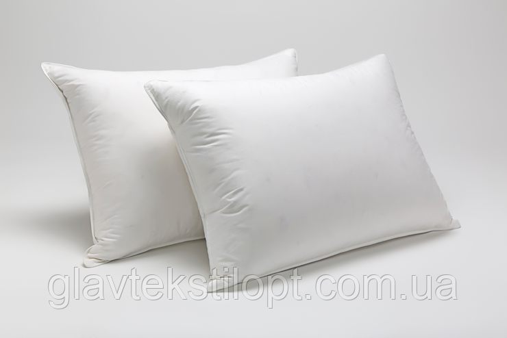 Отельная подушка White бязь 50*70