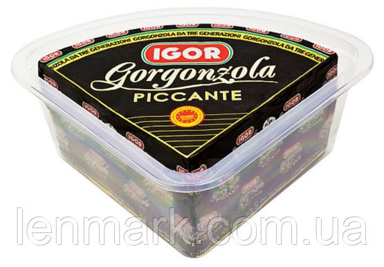 Сыр Горгондзола Igor Gorgonzola Picante (пиканте)