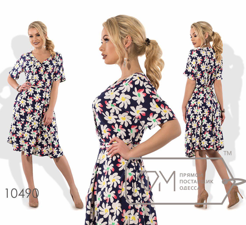 Платье от ТМ Фабрика моды норма недорого в Украине  р. 42-46