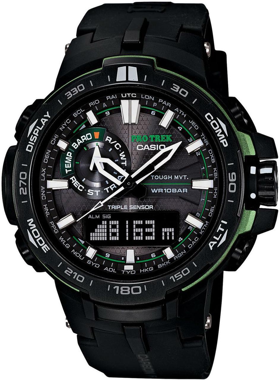 Часы Casio Pro-Trek PRW-6000Y-1A