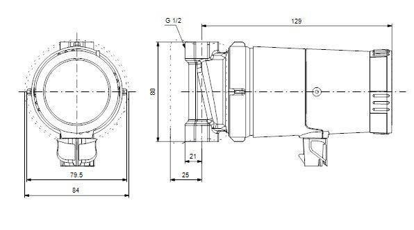 Рециркуляционный насос Grundfos UP15-14 B PM 97916771, фото 2