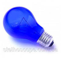 Синяя лампочка на для рефлектора Минина.