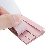 Красная лента для бумаги Litmus Alkali BaseIndicator Test Paper Lab Supplies 80 Strips