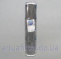 Картридж из прессованного активированного угля Aquafilter FCCBL20BB, фото 1