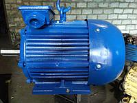 Электродвигатель трехфазный 22 кВт 1000 об/мин