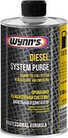 Промывка форсунок дизельных двигателей Wynns DIESEL SYSTEM PURGE 1л