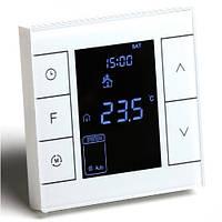 Программируемый сенсорный терморегулятор Heat Plus M7.716 White
