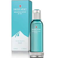 Victorinox Swiss Army Mountain Water for Her (Викторинокс Свисс Арми Маунтин Вотер фо Хе), 100 мл