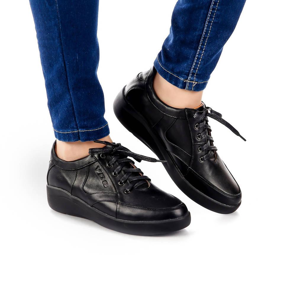 8091.1 | Женские туфли на шнуровке