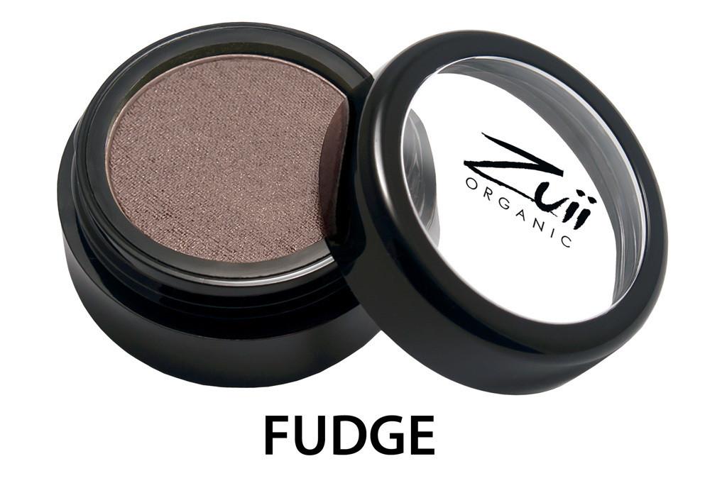 Тіні органічні для повік Fudge / Фадж 1,5 г Zuii Organic