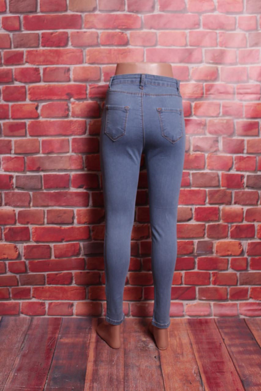 4b9ccd25255c Женские джинсы американка турецкие ODL (код 14459)