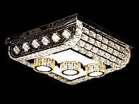 LED люстра со стразами Dh 6111/600