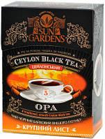 Sun Gardens OPA чай черный байховый рассыпной