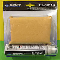 Набір для чищення ракеток Donic Ceaning set 2 в 1, фото 1
