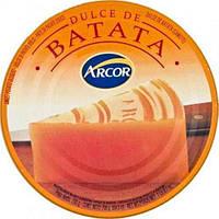 Dulce De Batata Sweet Potato Jam Джем сладкой картошки (батата) 700гр.