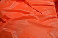 Лайкра-кожа яркий оранж USA