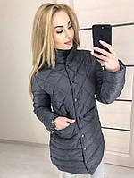 Куртка женская весенняя на синтепоне