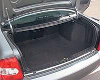 Ковер багажника ВАЗ-2170, завод, черный Код: 653650233