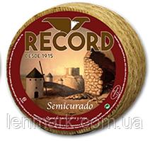 Сир Рекорд з коров'ячого,козячого та овечого молока Queso Record Semicurado de Vaca, Cabra y Oveja