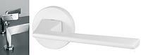 Дверная ручка VDS Spy  белая