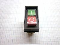 Кнопка KLD-28 для бетономешалок (с магнитным пускателем), 16А, фото 1