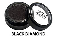 Тени органические для век Black Diamond / Черный Бриллиант 1,5 г Zuii Organic, фото 1