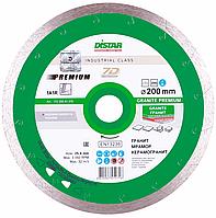 Круг алмазный Distar 1A1R Granite Premium 200 мм отрезной алмазный диск по граниту и керамограниту, Дистар