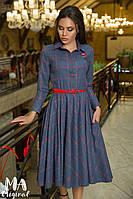 Платье / коттон-шардон / Украина