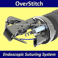 Система эндоскопической хирургии для лапароскопического шва Apollo Endoscopy OverStitch